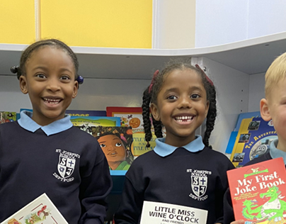 A Tremendous Gift of Books To Local Schools