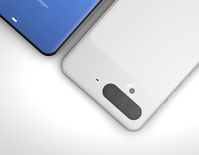 Essential Phone 2 XL Concept Phone