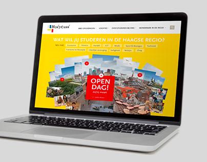 ROC Mondriaan – Website