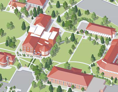 Campus Maps for Western Colorado University