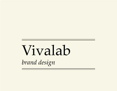 Vivalab | brand design