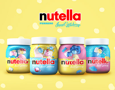 Nutella Sweet Wakeup