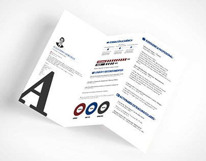 Diseño de Currículum Vitae