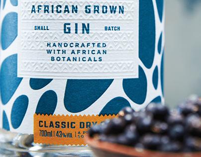Bayab African Grown Gin