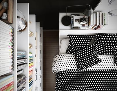 Ikea Inspiration The Bedroom
