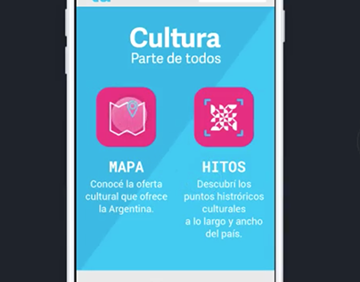 Ministerio de Cultura #DiseñoAPP