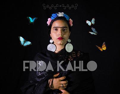 Frida Kahlo: Reinterpretation of her pictorical work