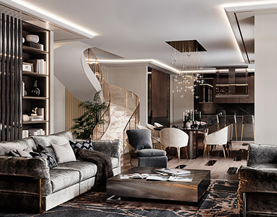 Apartment in Saint Petersburg