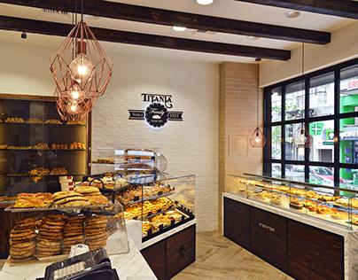 Titania Bakery Flagship