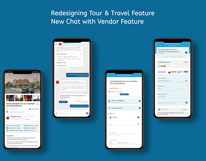 Tour & Travel Feature on Traveloka-UX Research Redesign