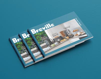 Graphic Design for Breville