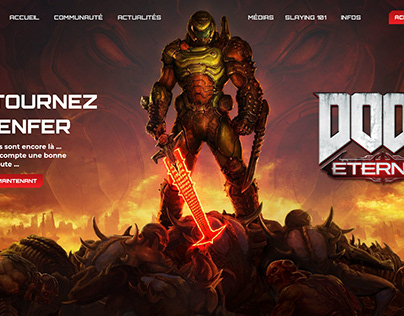 REWORK HERO DOOM ETERNAL PAGE