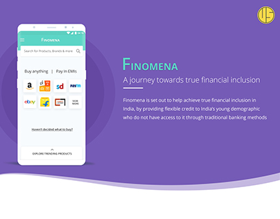 Finomena: Buy Now Pay Later Visual Language guide