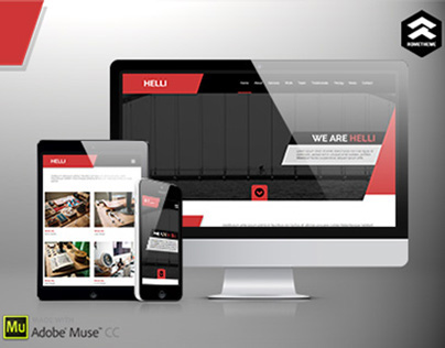 Helli - Creative Muse Template