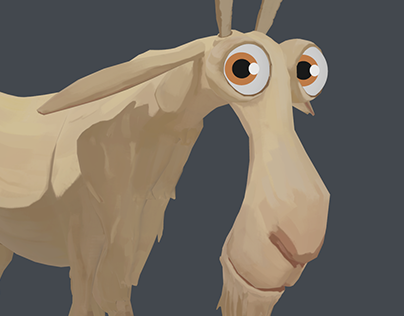 Goat (The Flaying Bear)