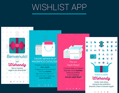 Wishandy app mobile