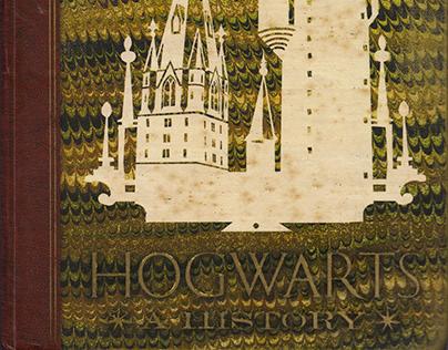 Hogwarts A History Sketchbook 2020
