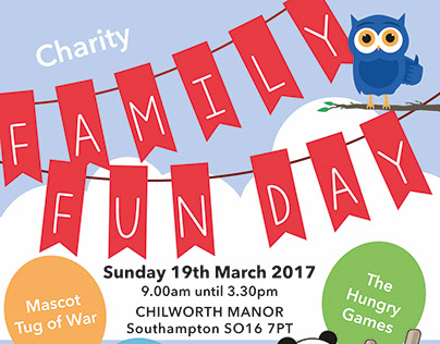 Charity Family Fun Day Southampton 2017 (Pictures)