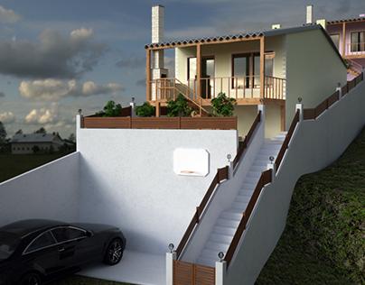 Bağlıca Houses