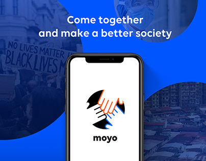 MOYO | App for makes you interested in society.