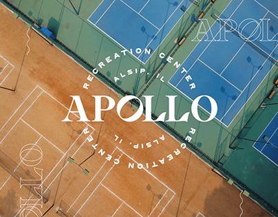 Apollo Rec Center Branding