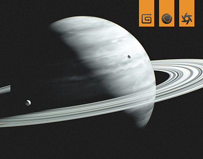 Generative Planets Pack for Cinema 4D