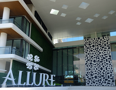 Patrones y Fachadas Allure Luxury Condos