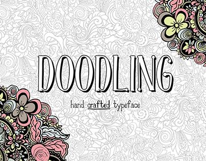 Doodling Typeface