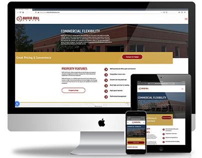 2020 Logo and Website Design