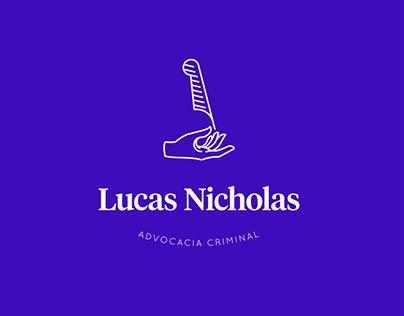 Lucas Nicholas | Identidade Visual