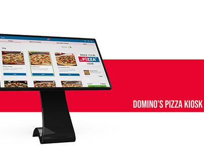 Domino's Pizza Kiosk Design