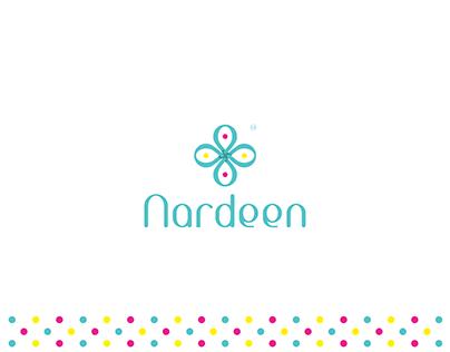 Nardeen | Gift Store | Logo & Branding
