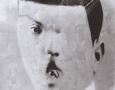Buster Keaton x 4