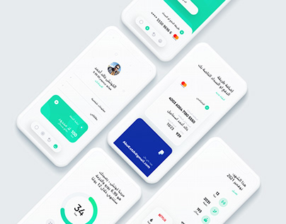 Concept app for a Mobile company and services.