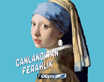 Olips / Invigorating Contents