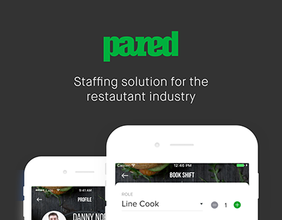Pared - Staffing Solution for Restaurant Industry