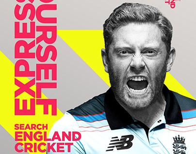 Shamil Tanna - England Cricket
