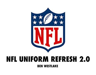 NFL UNIFORM REFRESH 2.0