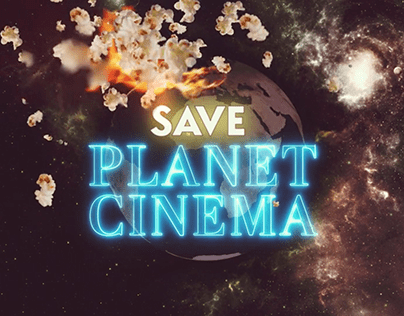 Save Planet Cinema | campaign for the right etiquette