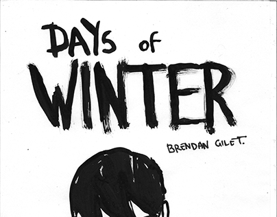artist diary: days of winter