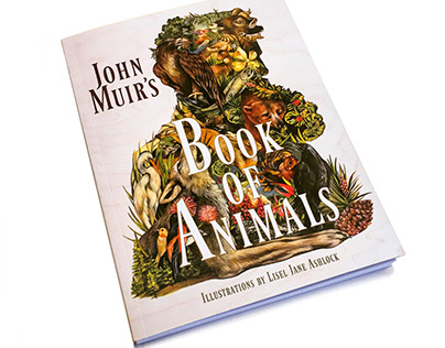 Book Design - John Muir's Book of Animals