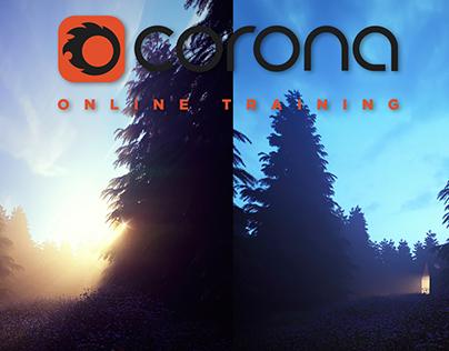Corona Online Training (Exteriors)