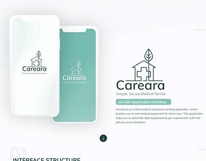 Careara - iOS Presentation