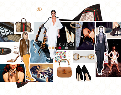 Gucci Brand Extension - Design & Promotion plan