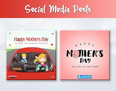 Social Media Posts | Happy Mothers Day Posts