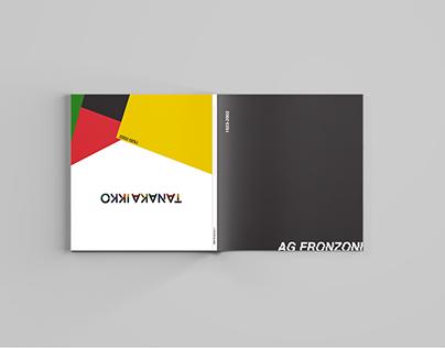 A.G. Fronzoni / Ikko Tanaka - Grafici a Confronto