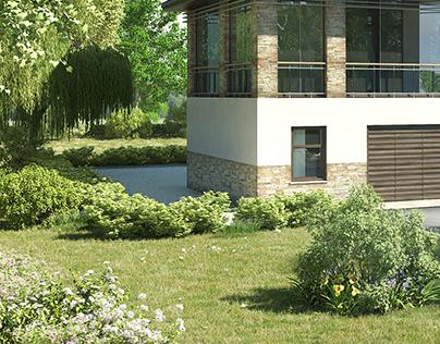 3d Cottages