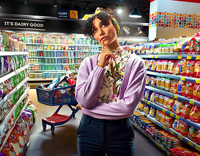 Alfa Market - Ramadan Campaign