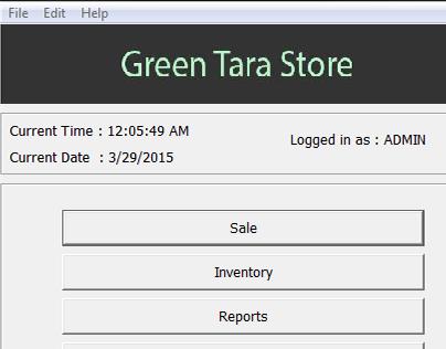 Green Tara Store