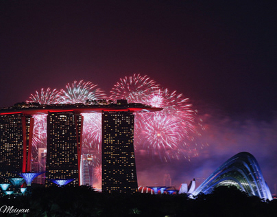 Happy 54th Birthday Singapore!